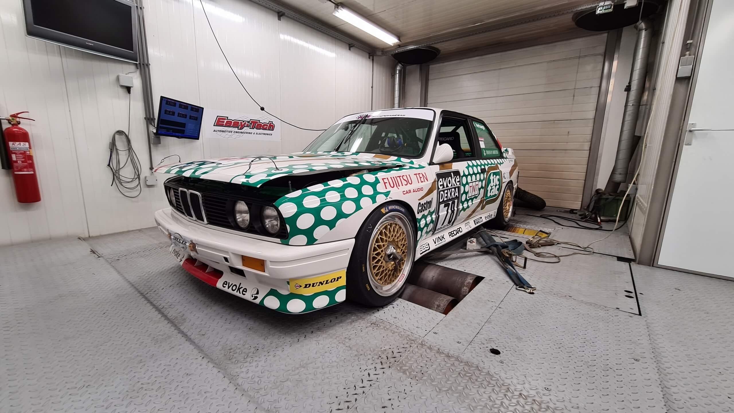 BMW motormanagement